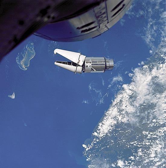 Gemini 9 susijungimas 2