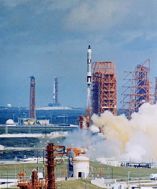Gemini11 startas3