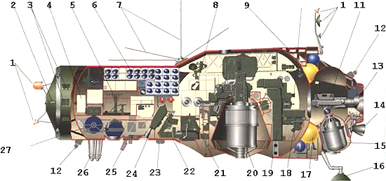 OSP4 Almaz 4