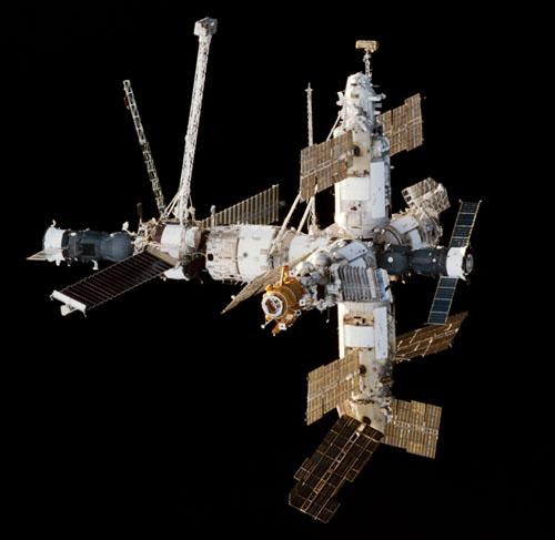 Salut, Skylab, Mir, TKS, Tiangong 1, Tiangong 2, Mir 1998