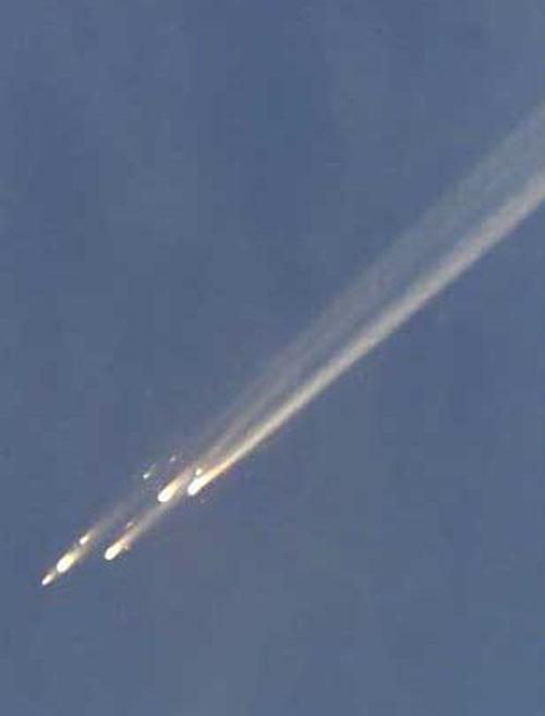 Salut, Skylab, Mir, TKS, Tiangong 1, Tiangong 2, Mir 2001