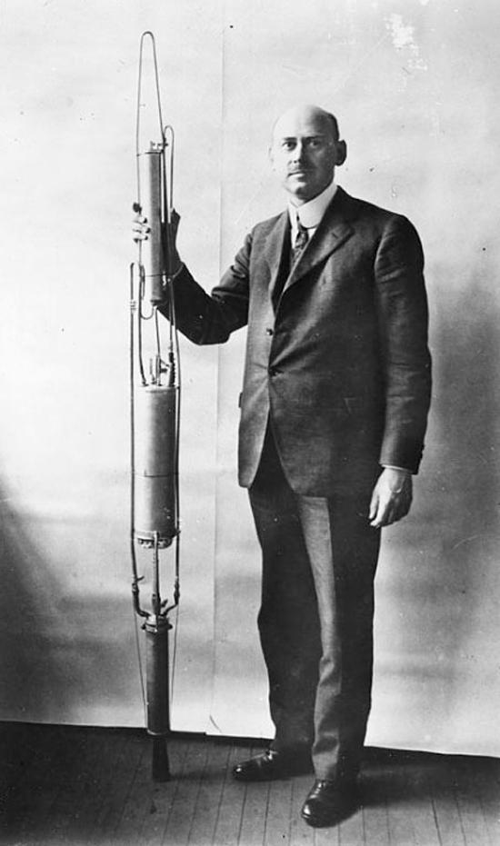 R.Goddard