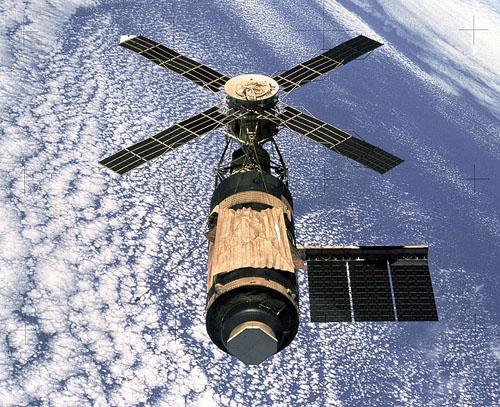 Salut, Skylab, Mir, TKS, Tiangong 1, Tiangong 2, Skylab 1973