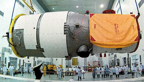 Salut, Skylab, Mir, TKS, Tiangong 1, Tiangong 2, Tiangong in Earth