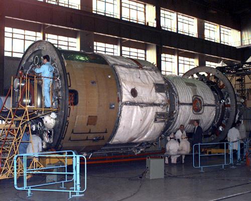 Salut, Skylab, Mir, TKS, Tiangong 1, Tiangong 2, Zvezda