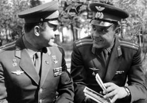 Gagarin ir Komarov