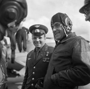Gagarin ir Komarov1