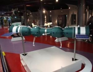 Sojuz4-5 maketas