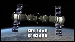 Sojuz4 ir Sojuz5