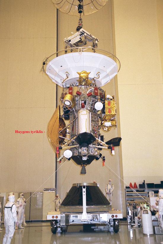 Algimantas Avižienis, Huygens, New Horizons, Philae, Pioneer 10, Pioneer 11, Cassini, Rosseta, Voyager 1, Voyager 2 Cassini Huygens