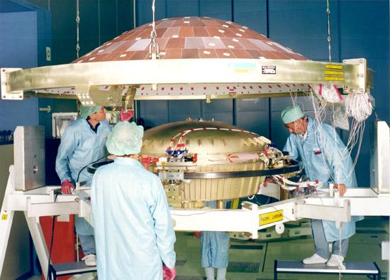 Algimantas Avižienis, Huygens, New Horizons, Philae, Pioneer 10, Pioneer 11, Cassini, Rosseta, Voyager 1, Voyager 2, Huygens cover