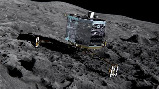Algimantas Avižienis, Huygens, New Horizons, Philae, Pioneer 10, Pioneer 11, Cassini, Rosseta, Voyager 1, Voyager 2, Philae