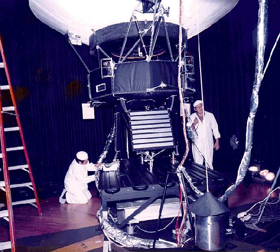 Algimantas Avižienis, Huygens, New Horizons, Philae, Pioneer 10, Pioneer 11, Cassini, Rosseta, Voyager 1, Voyager 2, Voyager1 test