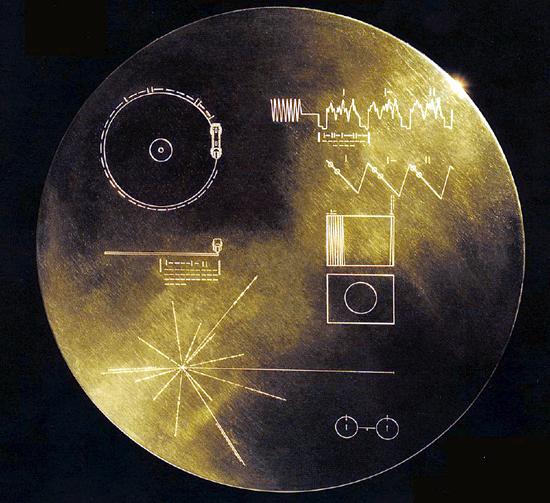 Algimantas Avižienis, Huygens, New Horizons, Philae, Pioneer 10, Pioneer 11, Cassini, Rosseta, Voyager 1, Voyager 2, Voyager record