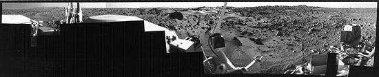 Beagle 2, Carl Sagan, Curiosity, Mars Express, Opportunity, Phoenix, Sojourner, Spirit, Viking 2, Viking 1 Viking Lander 1 camera 1 Chryse Planitia