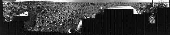 Beagle 2, Carl Sagan, Curiosity, Mars Express, Opportunity, Phoenix, Sojourner, Spirit, Viking 2, Viking 1 Viking Lander 1 camera 2 Chryse Planitia