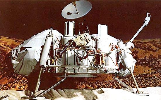 Beagle 2, Carl Sagan, Curiosity, Mars Express, Opportunity, Phoenix, Sojourner, Spirit, Viking 2, Viking 1 Viking1 lander