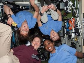 Christa McAuliffe, FLAT, Judith Resnik, Kalpana Chawla, Peggy Whitson, Svetlana Savickaja, Valentina Tereškova, NASA JAXA