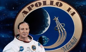 Edgar Dean Mitchell - Apollo 14 Lunar pilot