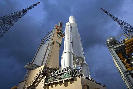 Ariane 5 ESA rocket