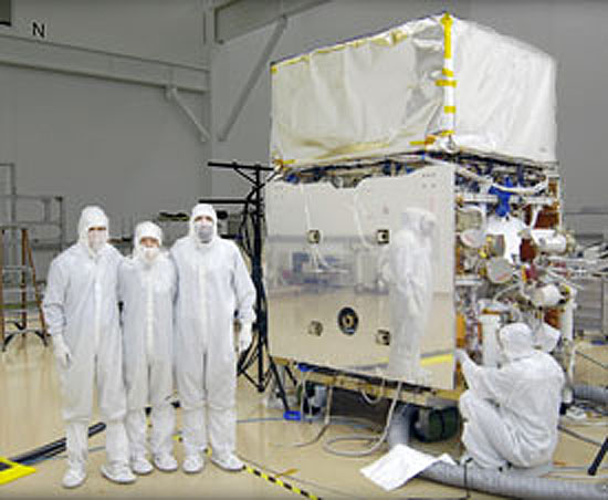 Teleskopas, Compton, Chandra, Fermi, GAIA, GLAST Fermi Gamma-ray Space Telescope