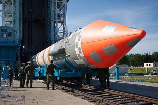 Kosmos 3M rocket