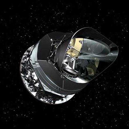 Teleskopas, Compton, Chandra, Fermi, GAIA, Planck Observatory 2006