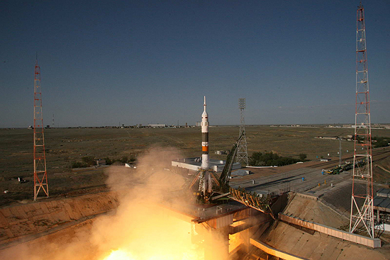 Sojuz FG start