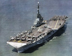 USS_Bon_Homme_Richard_(CVA-31)_underway_c1956