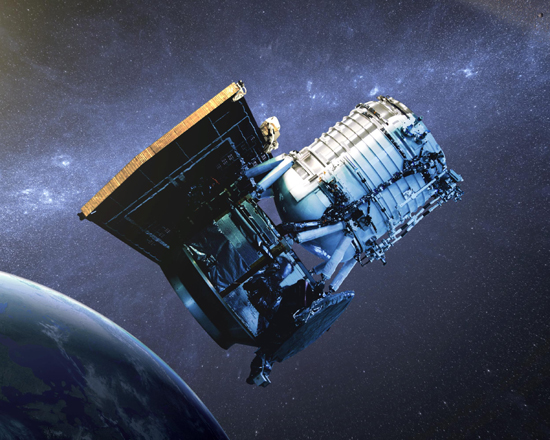 Teleskopas, Compton, Chandra, Fermi, GAIA, Wide field Infrared Survey Explorer