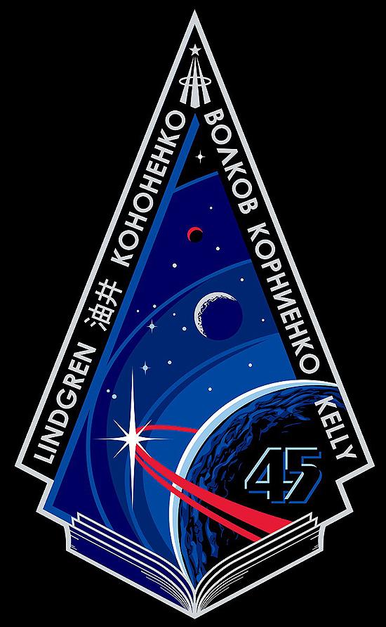 iss-45 logo