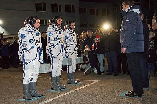 soyuz-tma-16m ekip pr starta