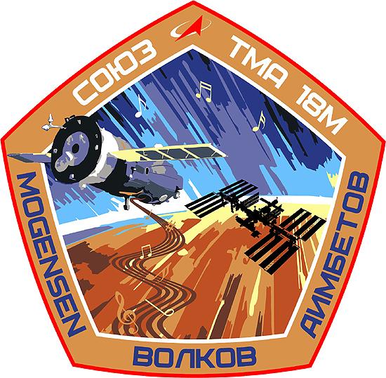 soyuz-tma-18m logo