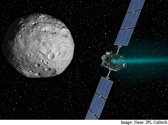 JUNO, Jupiteris, Saturnas, Nasa's Dawn Spacecraft Nears Encounter With Dwarf Planet Ceres