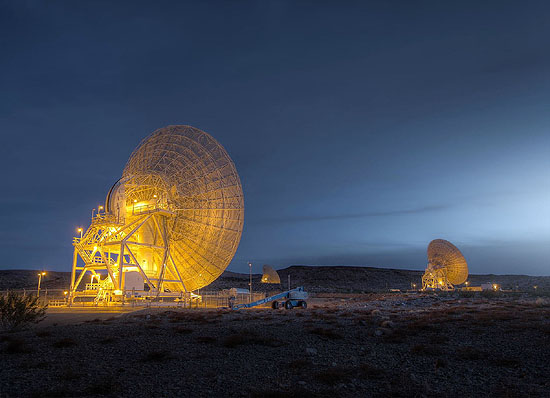 NASA Deep space network Goldstone
