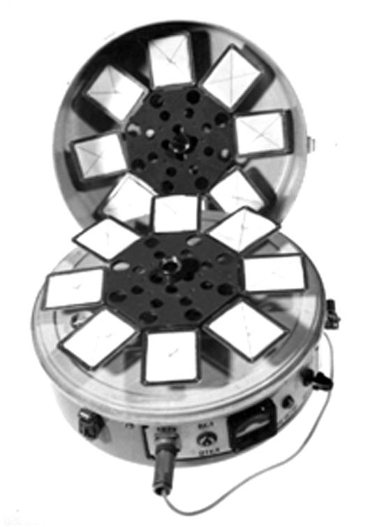 """kosminė centrifuga """"Biogravistat-1M"""""""