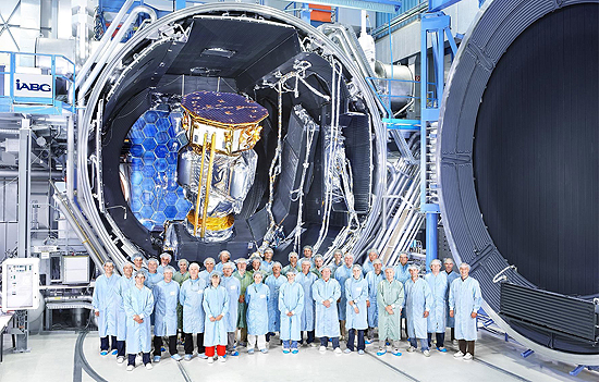 Gravitacija, LIGO, LISA Laser Interferometer Space Antenna team