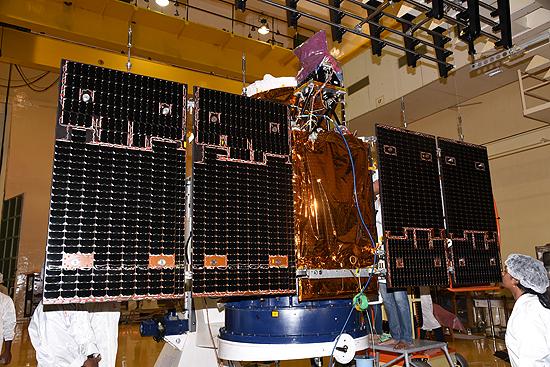 LituanicaSat-2, Cartosat-2, Nanoavionika, ISRO, PSLV-C38, Venta-1 Cartosat-2_02