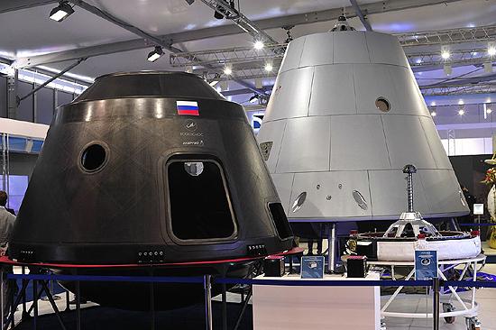 Federacija, Rusija, erdvėlaivis Federacija 08