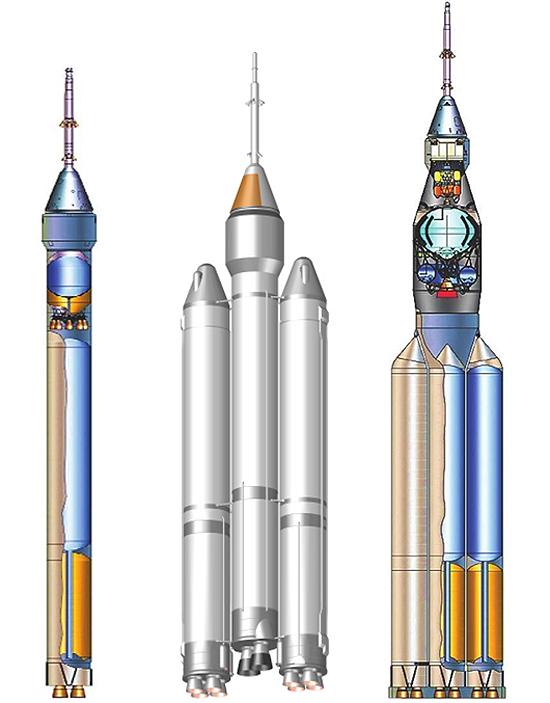 Federacija, Rusija, erdvėlaivis Feniks
