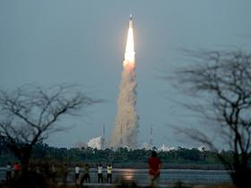 Rocket GSLV-MK-3