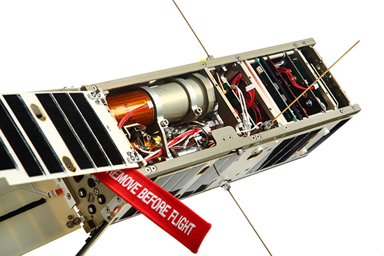 LituanicaSat-2, Cartosat-2, Nanoavionika, ISRO, PSLV-C38, Venta-1 Lituanicasat-2