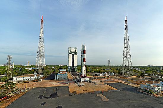 LituanicaSat-2, Cartosat-2, Nanoavionika, ISRO, PSLV-C38, Venta-1 PSLV-C38_07