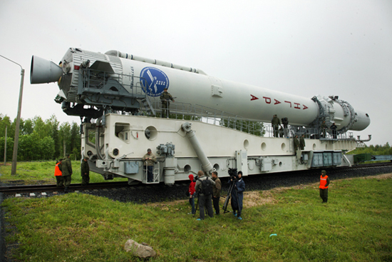Angara, Energija, Sojuz, Proton
