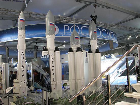 Angara, Energija, Sojuz, Proton Angara Family
