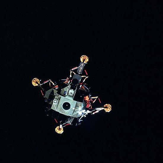 Apollo, Falcon, Mariner, Opportunity, Viking, Spirit Apollo14LunarModule