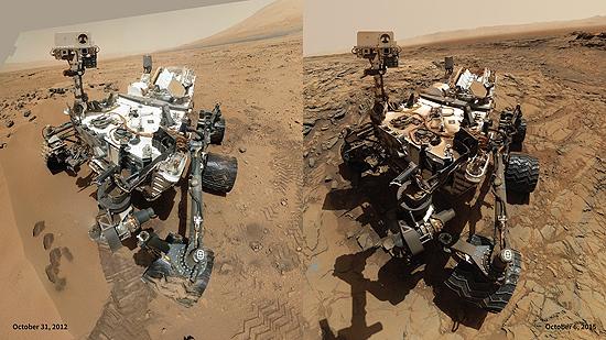 Apollo, Falcon, Mariner, Opportunity, Viking, Spirit Curiosity 2012-2015