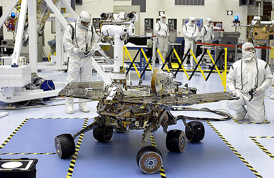 Apollo, Falcon, Mariner, Opportunity, Viking, Spirit Opportunity