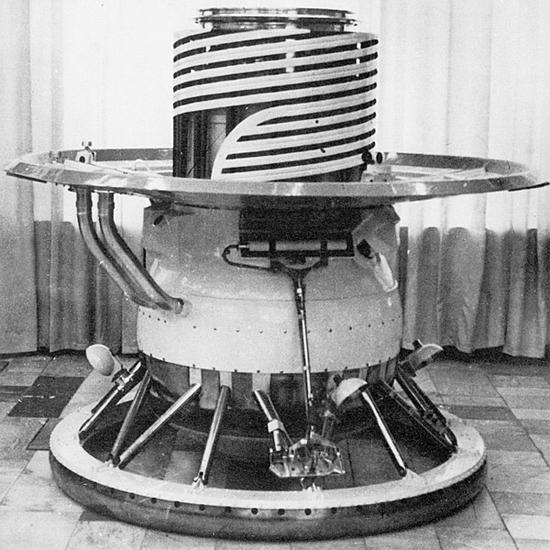 Apollo, Falcon, Mariner, Opportunity, Viking, Spirit Venera 9 lander