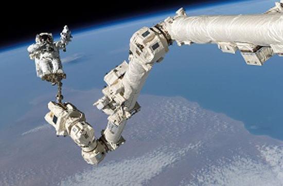 Canadarm2-NASA